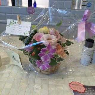 美容室エアラ*セシル店2周年