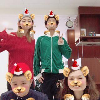 早めのクリスマス★